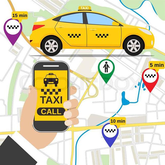 ردیاب در تاکسی آنلاین چگونه به دیسپاچینگ کمک میکند