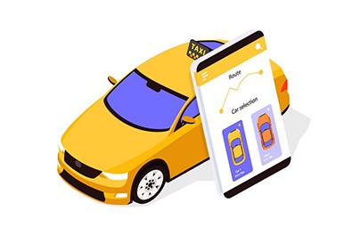 کاربرد ردیاب در تاکسیهای اینترنتی