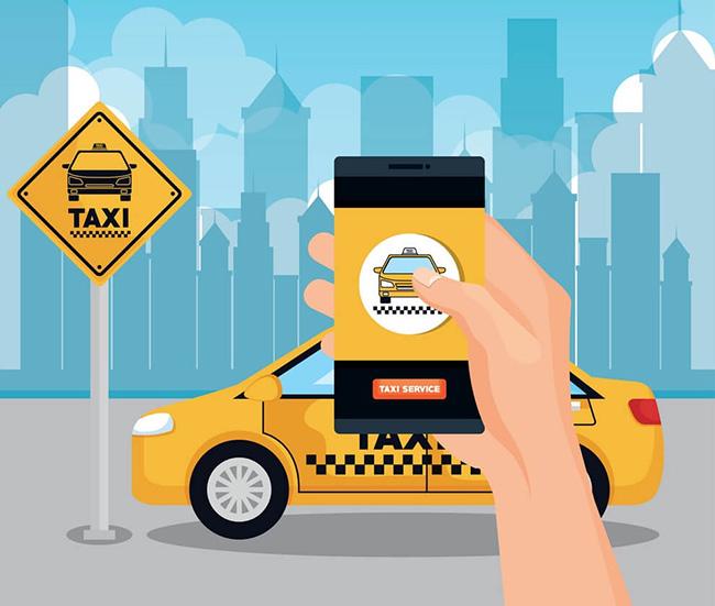ردیاب تاکسی آنلاین